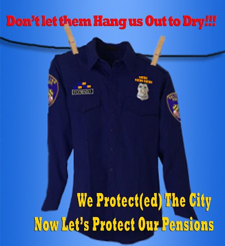 The Mayor and City Council wil take benefits from police and risk everyones safety by Kenny Driscoll's Hocus-Pocus-Focus