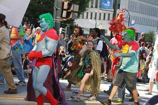 Dragon*Con 2010 Parade