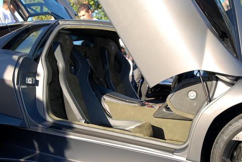 2010 Lamborghini Reventon Interior