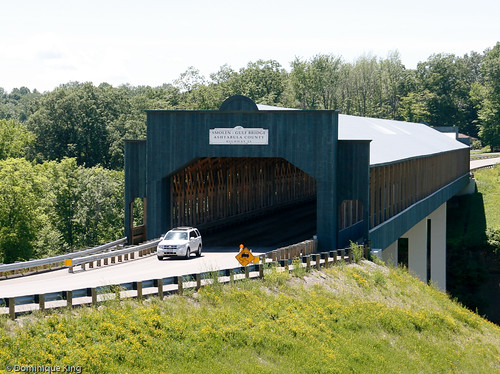 Ashtabula County covered bridges-2