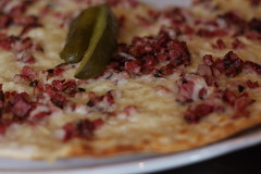 Smoked Meat Pizza