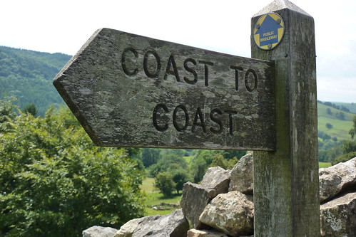 Coast to Coast Sign