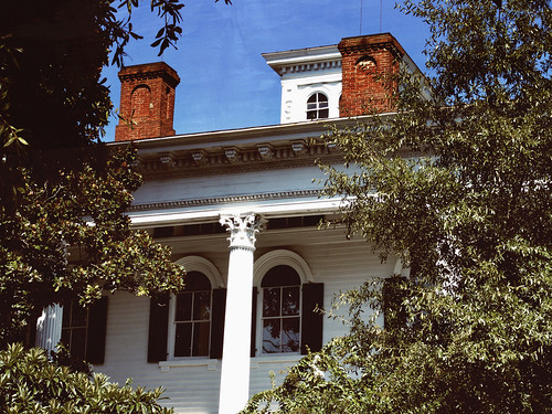 windows chimney house architecture columns northcarolina arches architectural historic cupola restoration mansion wilmington textured preservation bellamy wilmingtonnc layered arched texturized nellyneroatn