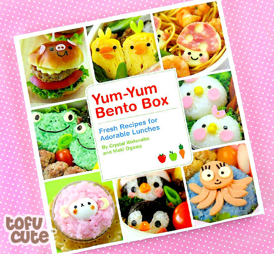 yum yum bento box japanese meal book flickr photo sharing. Black Bedroom Furniture Sets. Home Design Ideas