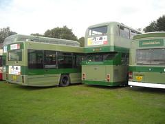 J Fishwicks buses at Heaton Park