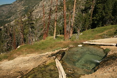 Iva Bell Hot Springs