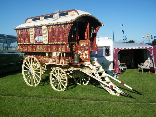 Perfect Bertram Hutchings Started Out In 1912 As A Maker Of Horsedrawn Caravans, Having Been Enchanted By A Holiday Spent In One With His New Wife The Previous Summer Within A Few Years He Had Completed A Small Fleet Of Horsedrawn Vans
