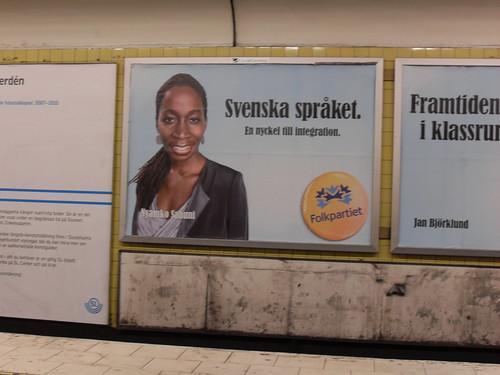 Svenska språket nyckeln till integration