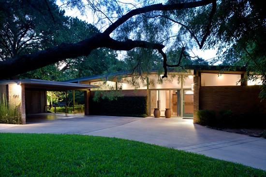 Delrose Dr Dallas Tx Built 1955 Architect Joseph