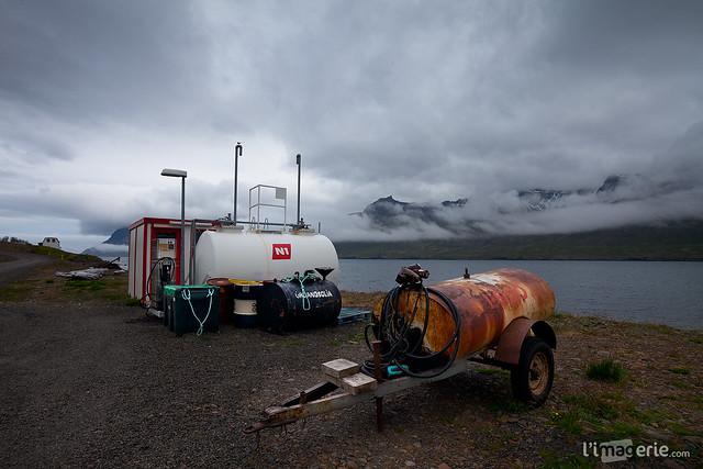 Brekkuthorp - E. Iceland