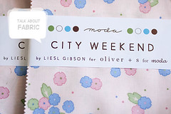 City Weekend Giveaway by Little Bluebell