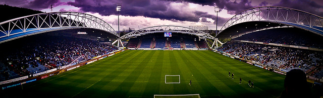 Galpharm Stadium - Wide