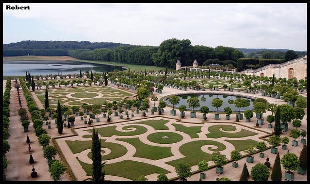 Jardines de palacio orangerie uno de los jardines del for Jardines del palau