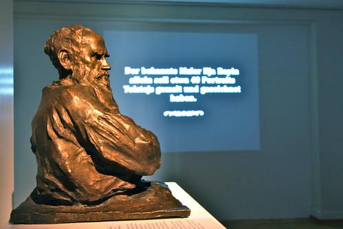 Tolstoi-Ausstellung 2010, Strauhof Zürich 8