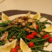 Earth Eats: Sauteed Long Beans with Garlic Ginger and Sesame