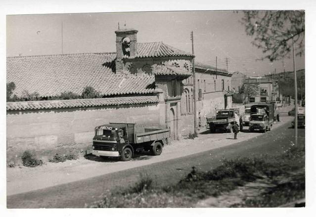 Ermita de San Eugenio hacia 1970. Colección Luis Alba. Ayuntamiento de Toledo