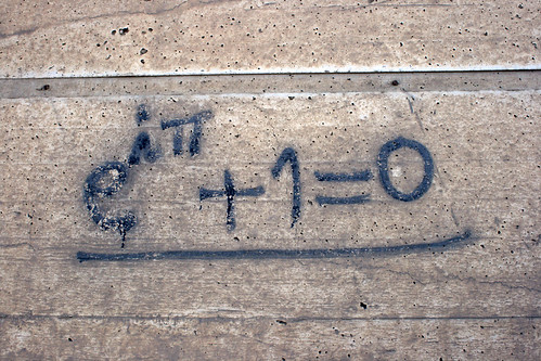 Graffiti math