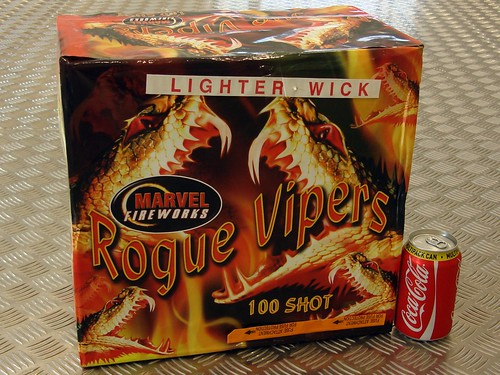 Rogue Vipers By Marvel Fireworks