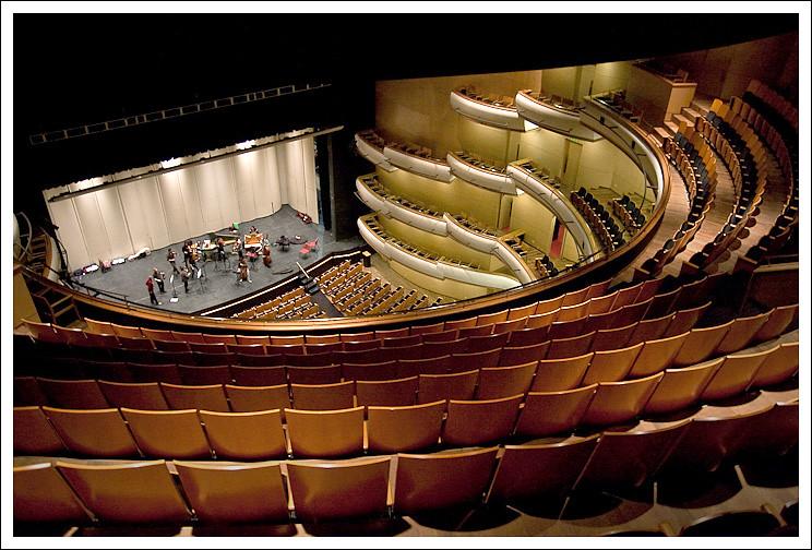 Auditorio del Sodre: Sala Adela Reta.