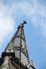 Crooked cross
