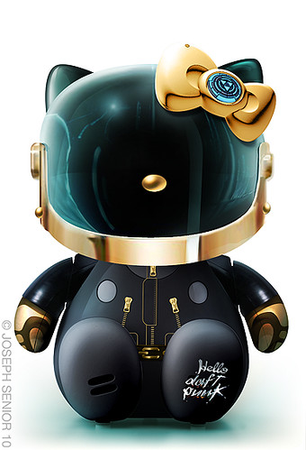Hello Daft Punk GUY