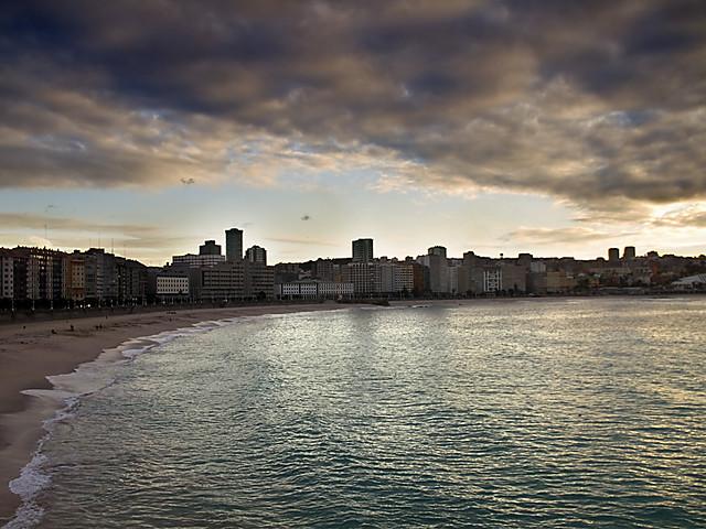 Bahía de La Coruña