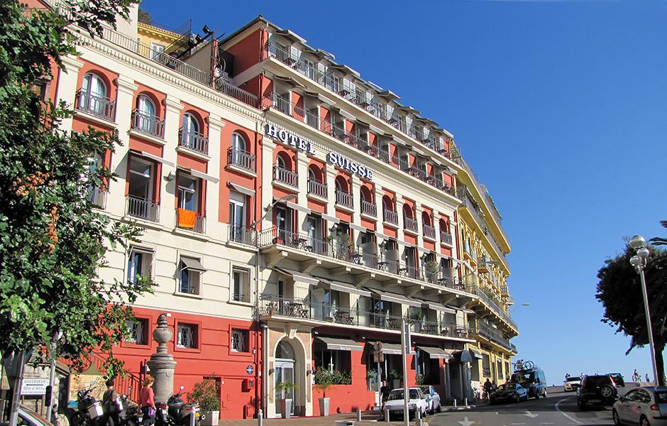 photo - Hotel Suisse, Nice