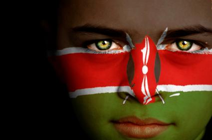 Kenya boy