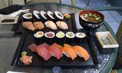 Sushi - Uta Sushi Bar - HTC Desire