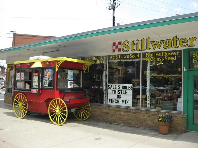 Stillwater Garden Shop & Popcorn Cart | Flickr - Photo Sharing!
