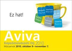 2010. szeptember 29. 9:19 - Aviva Képzőművészeti Díj 2010