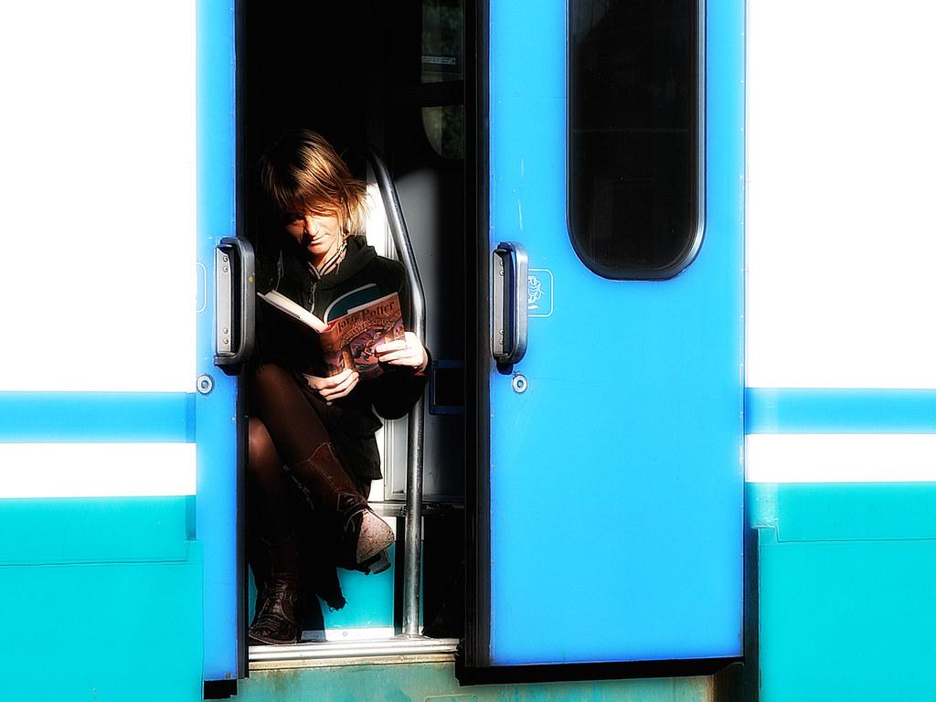 Letture in treno