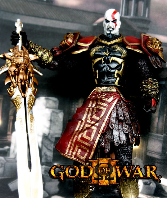kratos ares costume | Flickr - Photo Sharing!