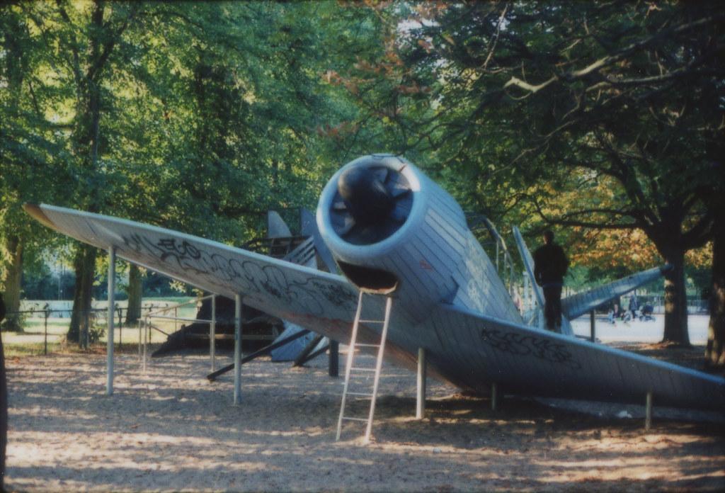 kamikaze playground
