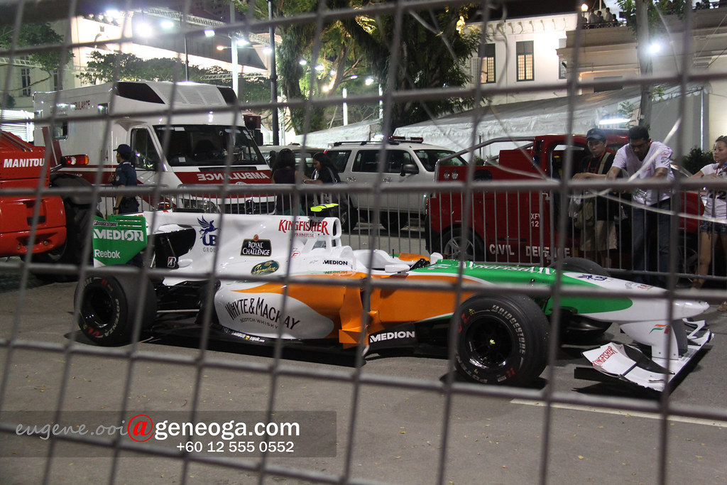 Force India - retired