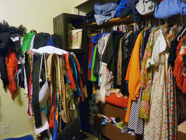 Clothes Clutter
