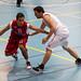 Ovronnaz Martigny Basket - Swiss Central Basket (16.10.2010)