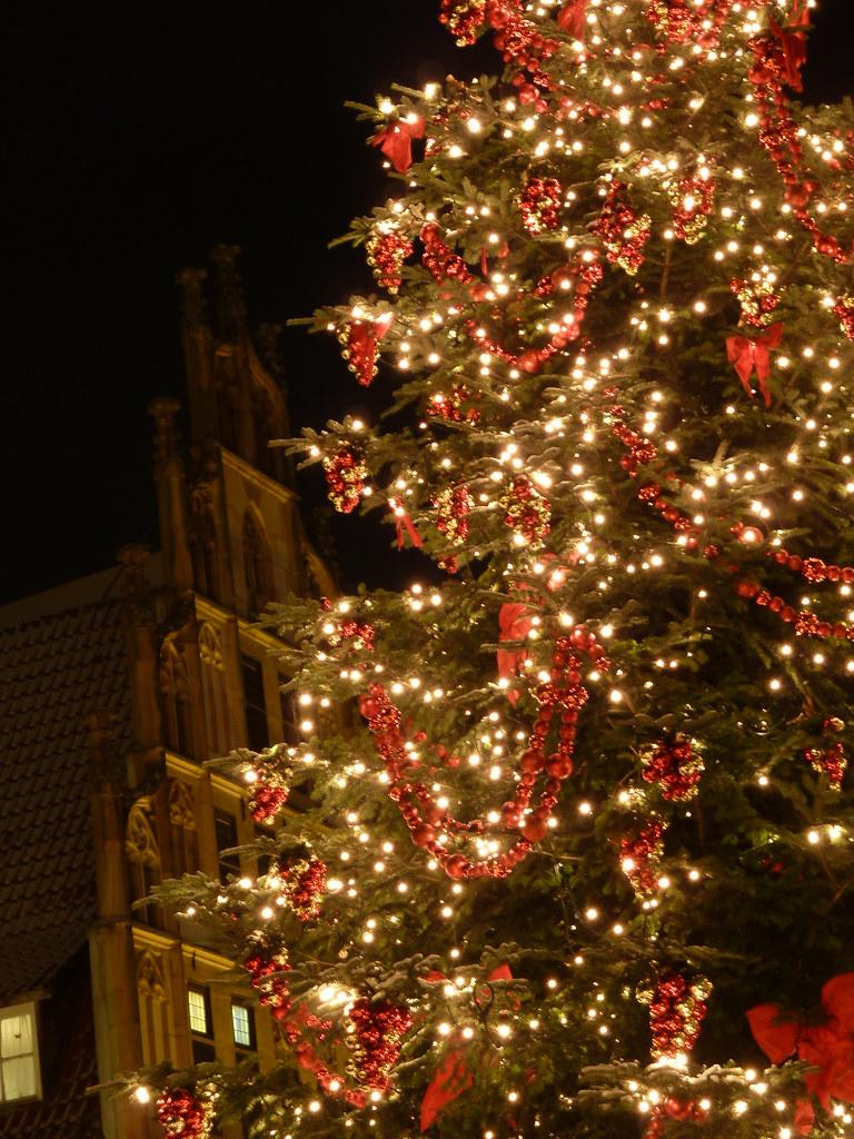 Bielefelder Weihnachtsmarkt.Cruwell Haus Am Alten Markt Bielefelder Weihnachtsmarkt