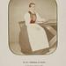 En Pige i Höjtidsdragt fra Osteröen, Nordhordland i Bergens Stift
