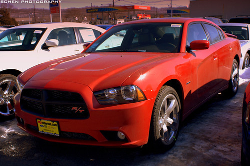 2011 Dodge Charger R/T Road & Track edition Photo