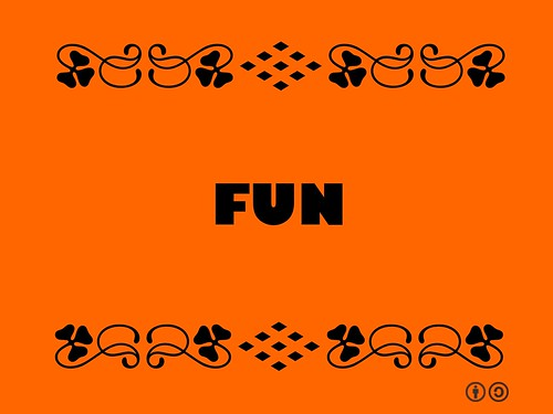 Buzzword Bingo: Fun