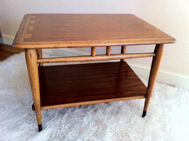 Vintage Lane Furniture Side Table Really Nice Vintage Lane Flickr Photo Sharing