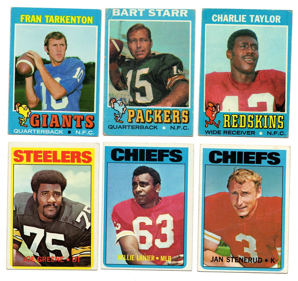 Nice Trading Card Central Collector Zone > I'm Trading Football Game  free shipping
