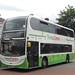 Lloyds Coaches SN15ETE Wrexham bus station 3 July 2017 (2)