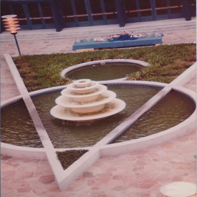 Courtyard Fountain 2_6-1980