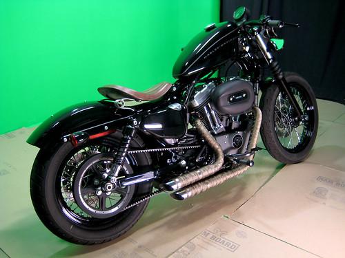 Harley Davidson Nightster 5