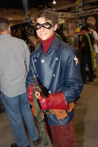 Comic Con 2010: Bucky