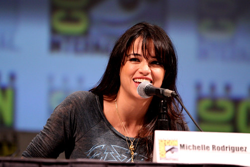 4839918179 7bcf311de7 Nice Michelle Rodriguez photos