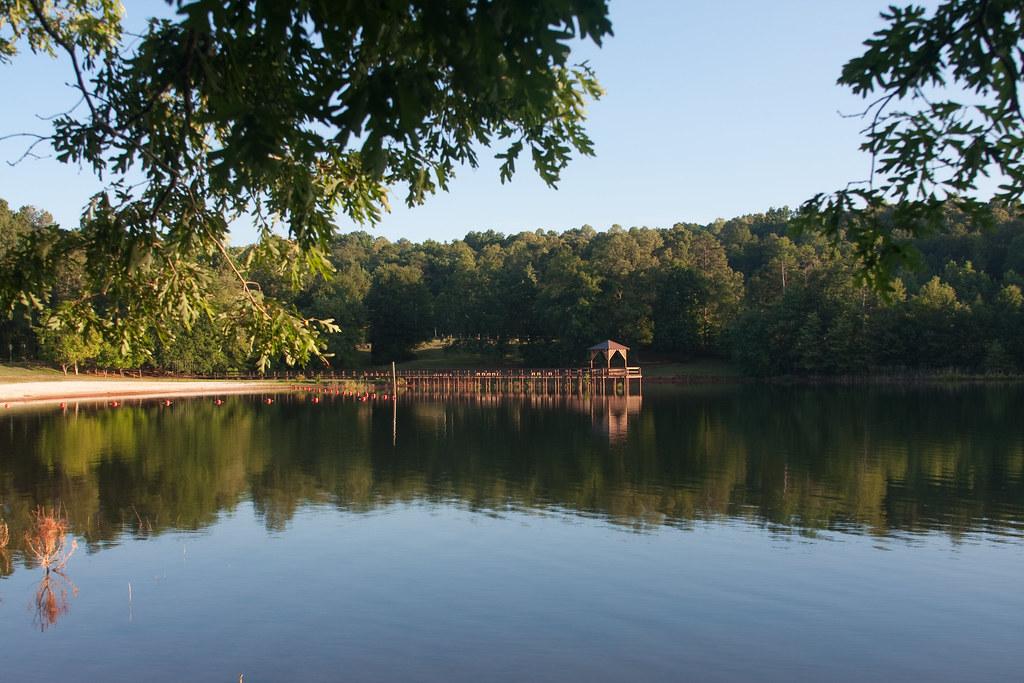 Upper Latham Creek Access Point