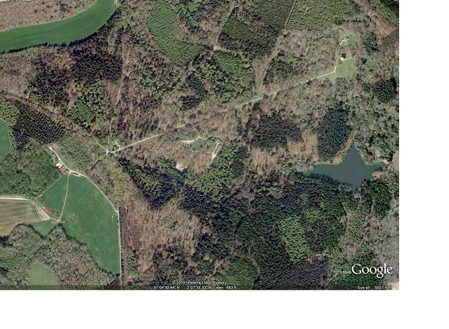 Camp Mohawk, England by Google